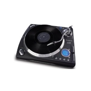 cheap DJ turntable
